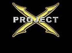 X Project - Logo