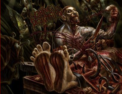 Grave Desecration - Sadistic Mutilation