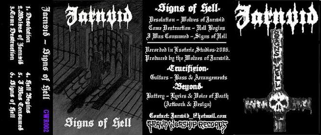 Jarnvid - Signs of Hell