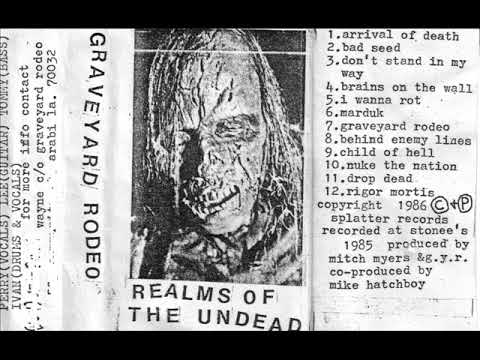 Graveyard Rodeo - Realms of the Undead