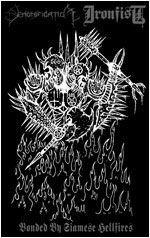 Demonification / Ironfist - Bonded by Siamese Hellfires
