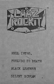 Lȧȧz Rockit - Prelude to Death