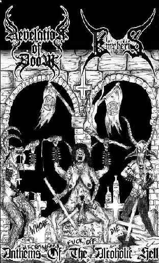 Empheris / Revelation of Doom - Anthems of the Alcoholic Hell