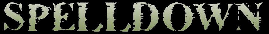 Spelldown - Logo