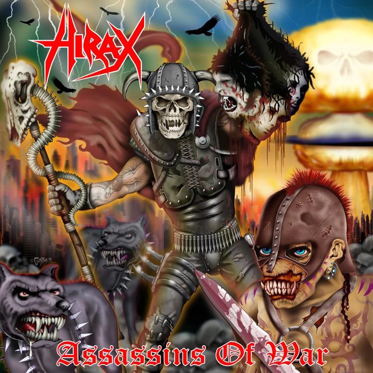 Hirax - Assassins of War