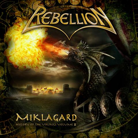 Rebellion - Miklagard - The History of the Vikings - Volume II