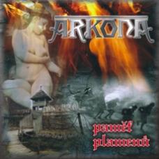 Arkona - Paměť plamenů