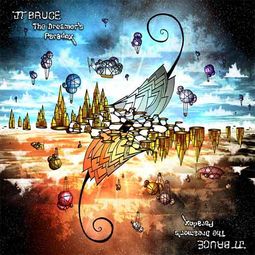 JT Bruce - The Dreamer's Paradox