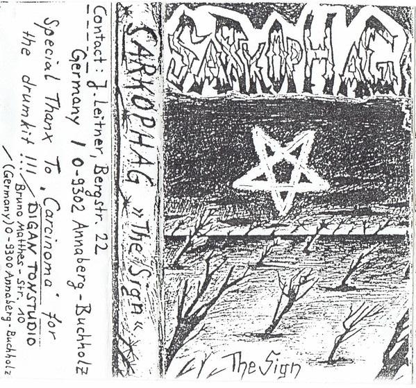 Sarkophag - The Sign