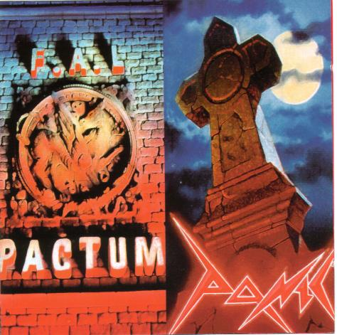 Pactum / Panic - F.A.L. / Irreligión