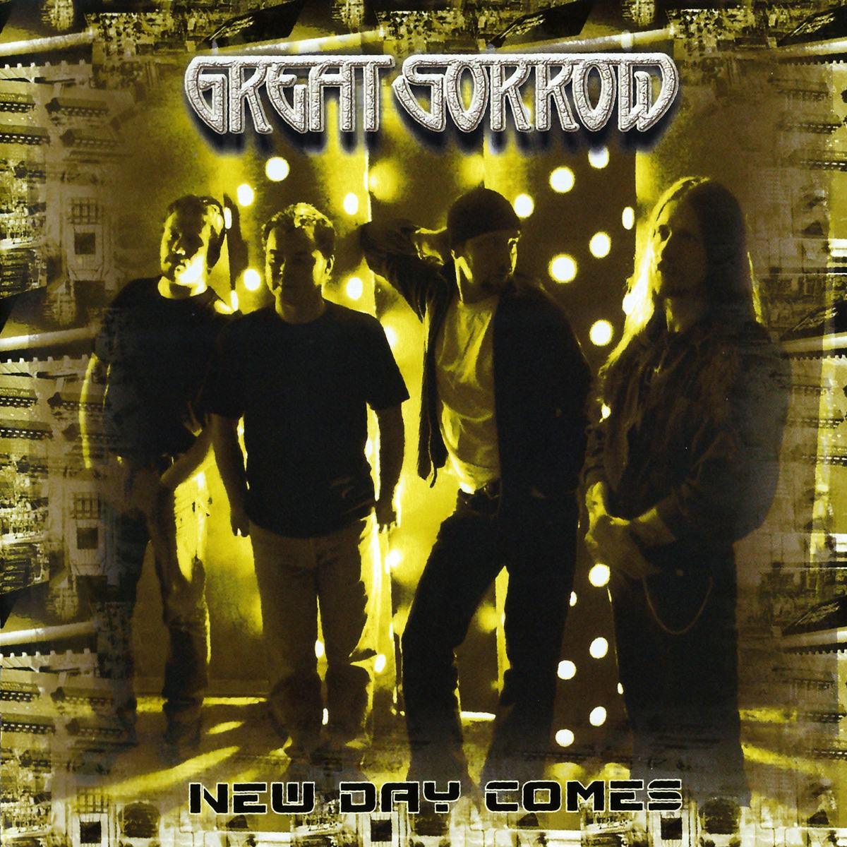 Great Sorrow - New Day Comes