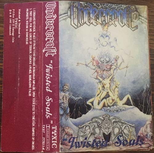 Undercroft - Twisted Souls