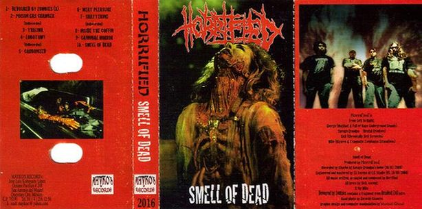 Horrified - Smell of Dead