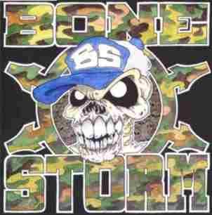 Bonestorm - Bonestorm