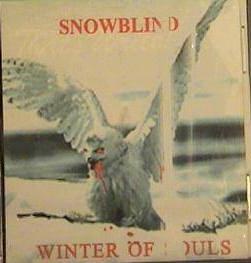 Snowblind - Winter of Souls