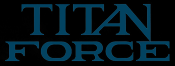 Titan Force - Logo