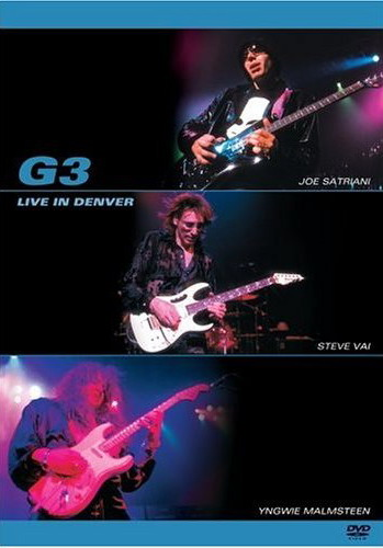 Yngwie J. Malmsteen - G3 - Live in Denver