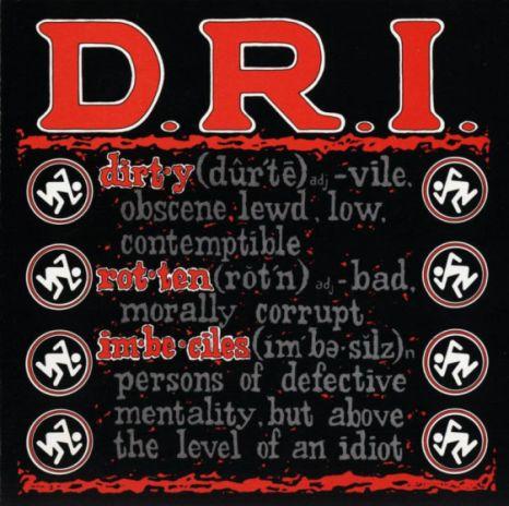D.R.I. - Definition