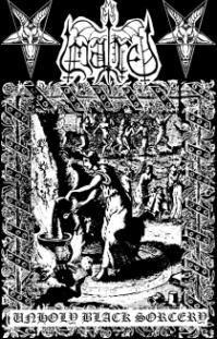Mare - Unholy Black Sorcery
