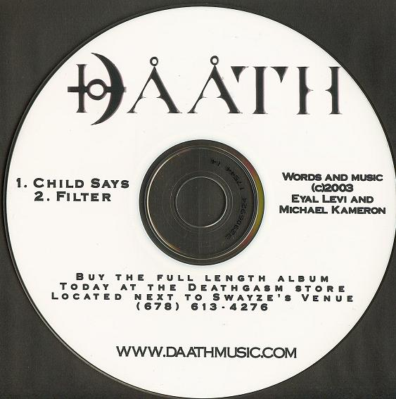 Dååth - Child Says / Filter