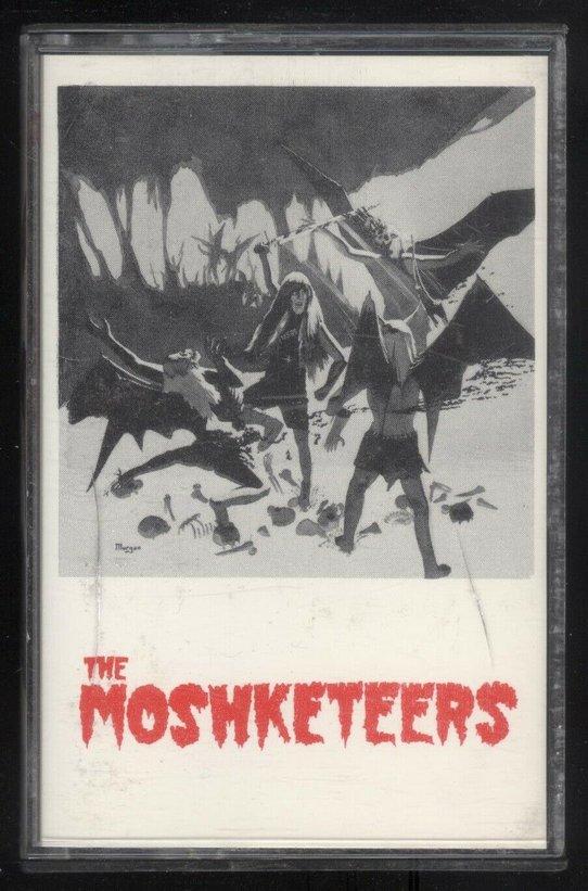 The Moshketeers - The Moshketeers