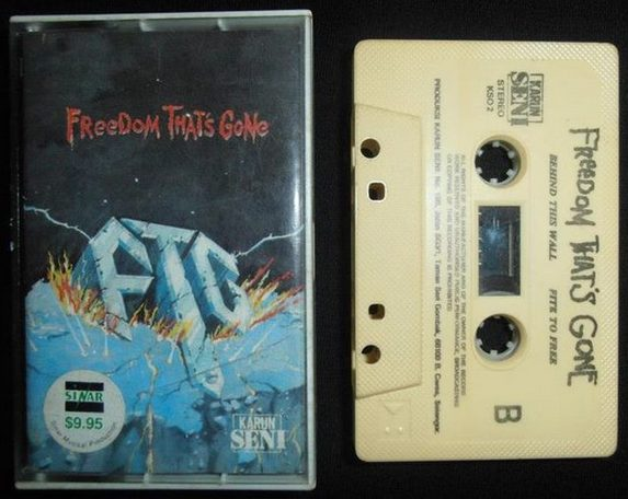 F.T.G. - Freedom That's Gone