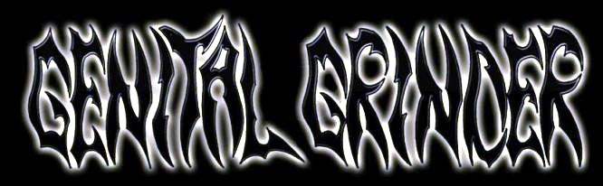 Genital Grinder - Logo