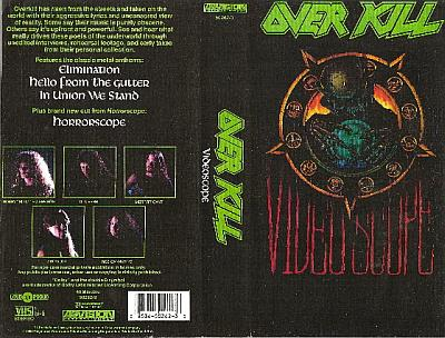 Overkill - Videoscope