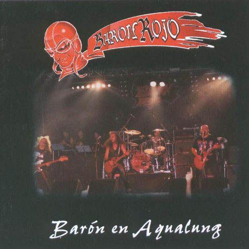 Barón Rojo - Barón en Aqualung