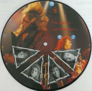 Axxis - Fire and Ice (Promo)