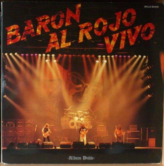 Barón Rojo - Barón Al Rojo Vivo