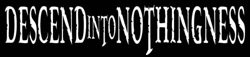 Descend into Nothingness - Logo