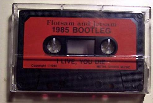Flotsam and Jetsam - Iron Tears