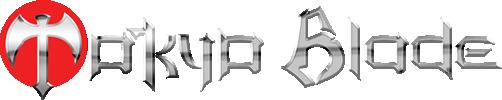 Tokyo Blade - Logo