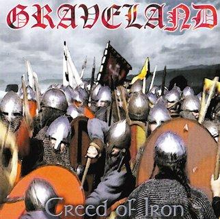 Graveland - Creed of Iron