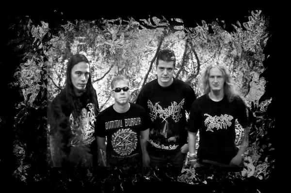 Immortal Rites (Ger) members (Click to see larger picture)