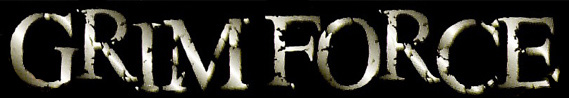 Grim Force - Logo