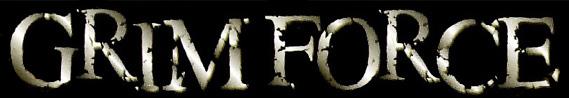 Grim Force - Logo