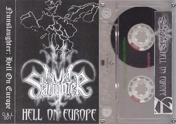 Nunslaughter - Hell on Europe