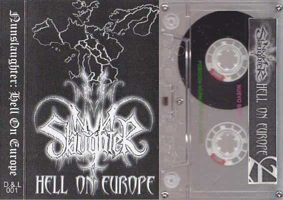 Nunslaughter - Hell on Europe