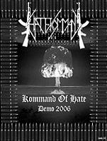 Hate Kommand - Kommand of Hate