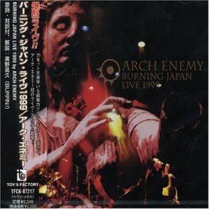 Arch enemy burning japan live 1999 encyclopaedia metallum the metal archives - Arch enemy diva satanica ...