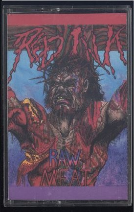 Red Ink - Raw Meat