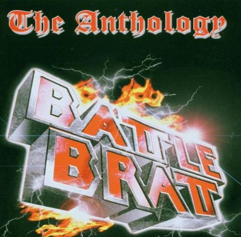 Battle Bratt - The Anthology