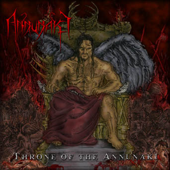 Annunaki - Throne of the Annunaki