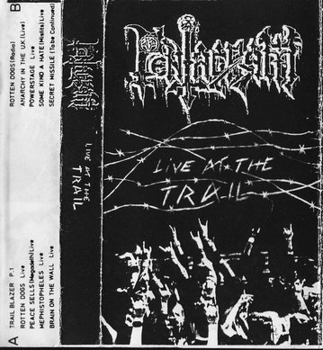 Pentagram - Live at the Trail