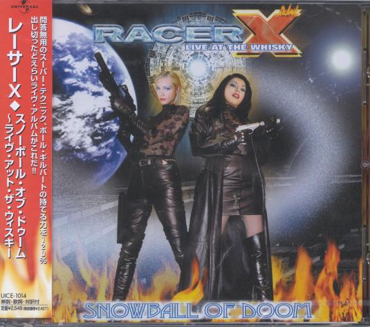 Racer X - Snowball of Doom