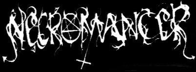 Necromancer - Logo