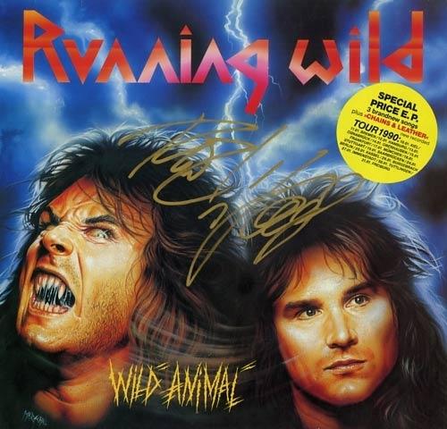 Running Wild - Wild Animal