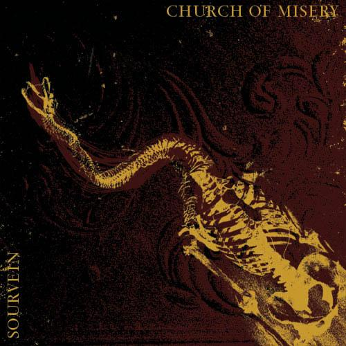 Church of Misery / Sourvein - Sourvein / Church of Misery